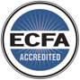 ECFA Accredited Anchor Logo