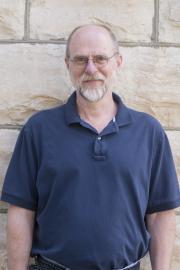 Dr. William Jenkins - Associate Professor of English