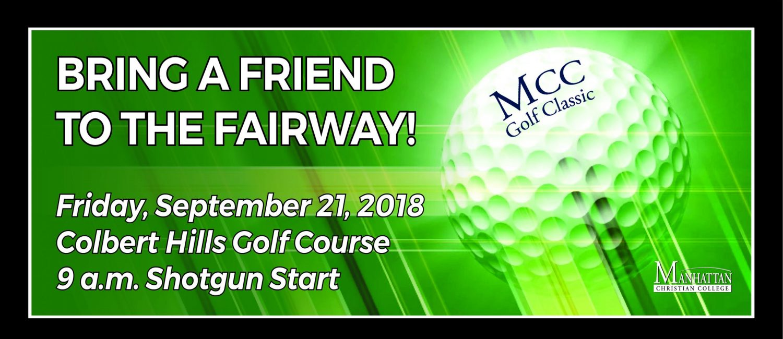 Golf 2018 Large Banner