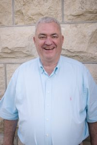Dr. Rick L. Wright - Vice President for Student Life and Head Men's Soccer Coach