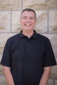 Dr. Brian Medaris - Professor of Spiritual Formation