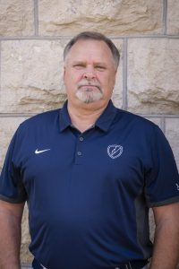 Steve Pearson - Head Baseball Coach and Residence Hall Supervisor in Johnson Hall