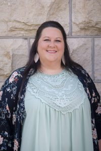 Julie Pearson - Accounting Associate and Residence Hall Supervisor in Johnson Hall