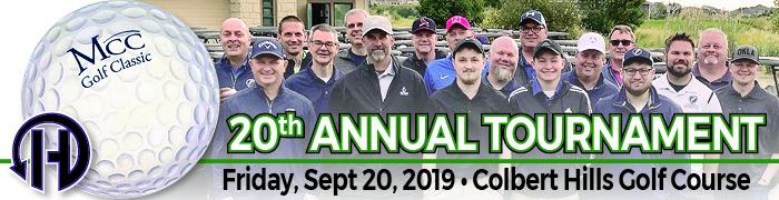 Golf 2019 small banner