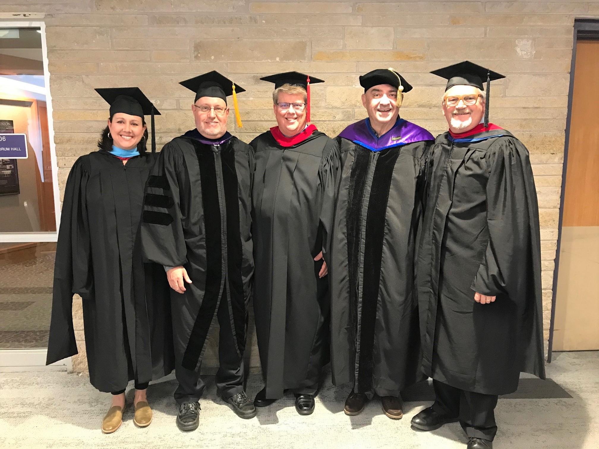 graduation - admins