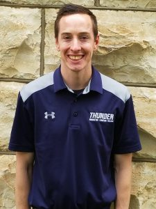 Zach Price - Support Specialist for Library and Admissions