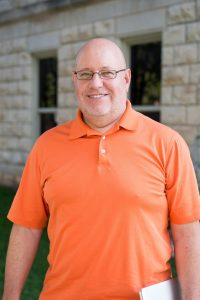 Dr. Greg Delort - Vice President for Academics & Professor of Counseling