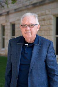 Dr. Wesley Paddock - Professor of Old Testament