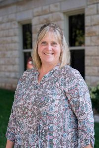 Jolene Rupe - Director of Institutional Advancement