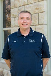 Dr. Brian Medaris - Professor of Psychology and Christian Ministry