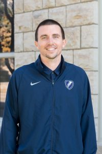 Jordan Strom - Athletic Director and Men's Basketball Coach