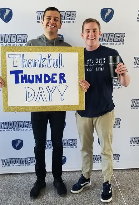 2020 Thankful Thunder Day goodness