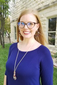 Allie Hammack - Admissions Counselor