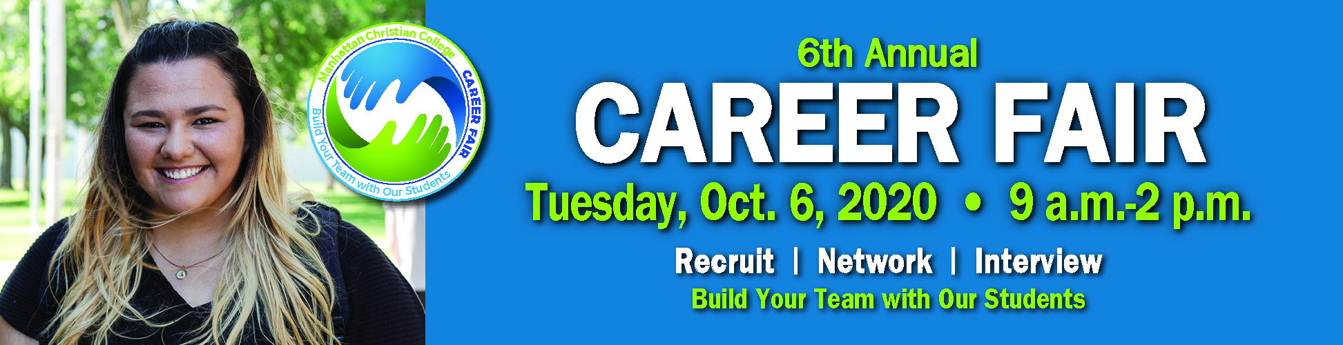 career fair small banner Oct 6 2020