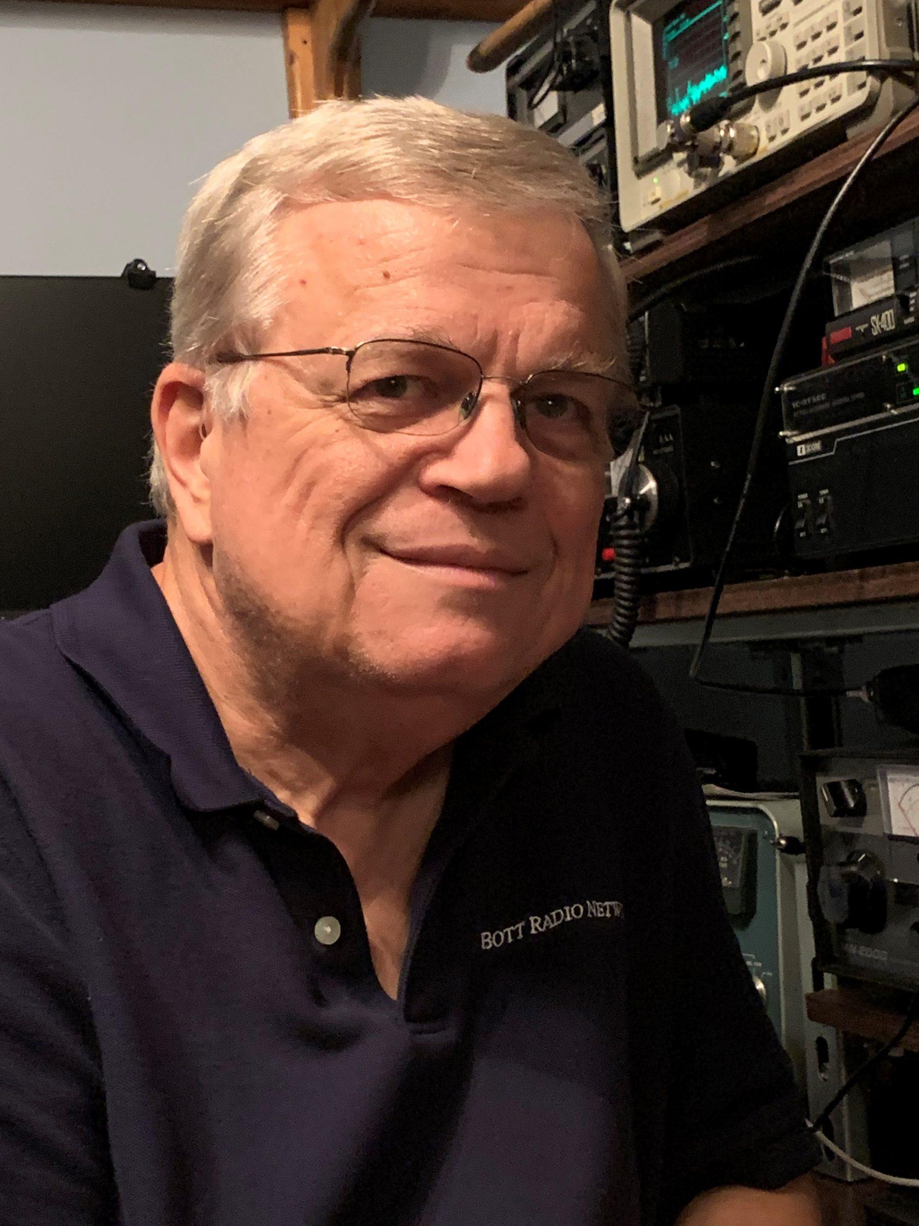 John Beck - alumni award 2021